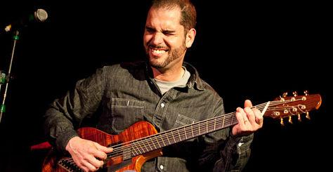 Jazz: Charlie Hunter's Pound for Pound in Cali