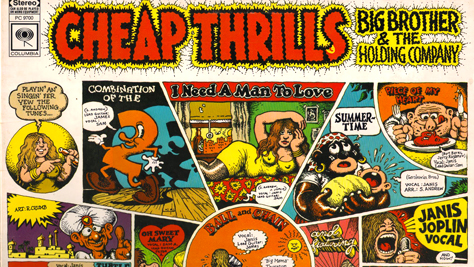 Happy Birthday Robert Crumb!