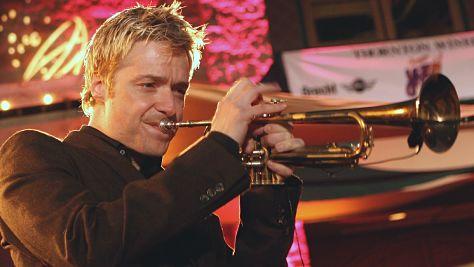 Video: Chris Botti at '08 Newport