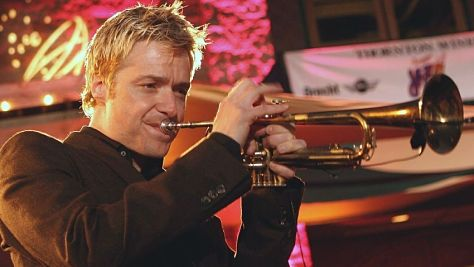 Jazz: Video: Chris Botti at Newport, '08