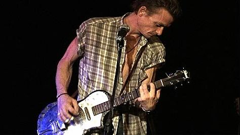 Rock: Chris Whitley in Cambridge, '95