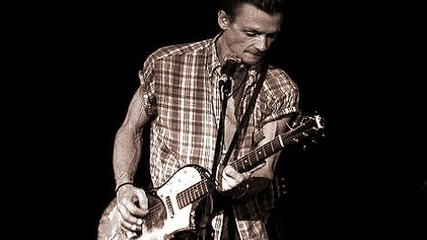 Rock: Chris Whitley Channels Jimi