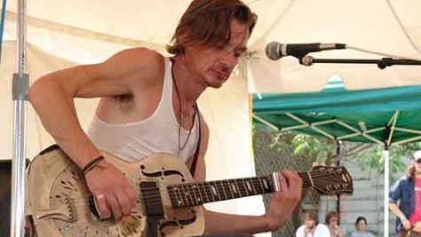Remembering Chris Whitley