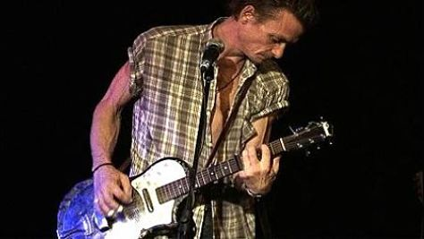 Chris Whitley's Dark Muse