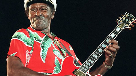 Happy Birthday, Chuck Berry!