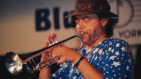 Chuck Mangione Chases the Clouds Away