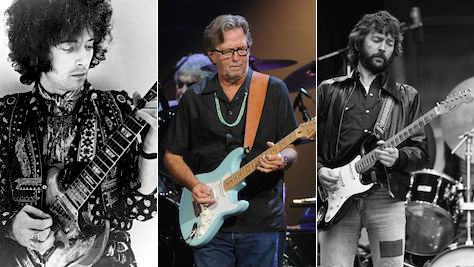 Rock: An Eric Clapton Birthday Playlist