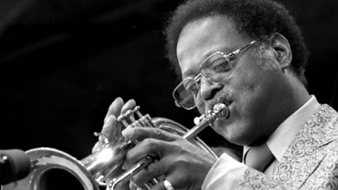 Jazz: Clark Terry at Great American Music Hall, '76