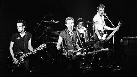 New From the Vault: The Clash at Bond's, '81