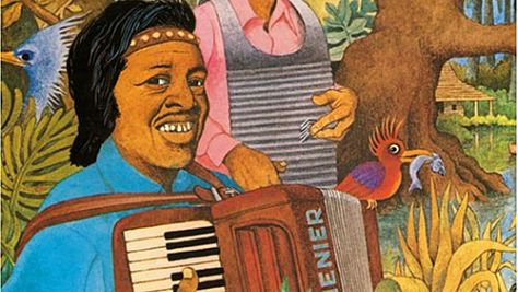 Blues: Clifton Chenier's Bayou Boogie Woogie