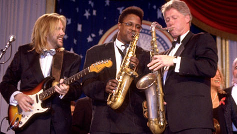 Bill Clinton's Inaugural Bash, 1993
