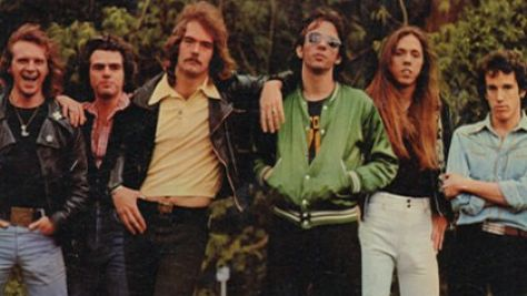 Video: Huey Lewis' First Band