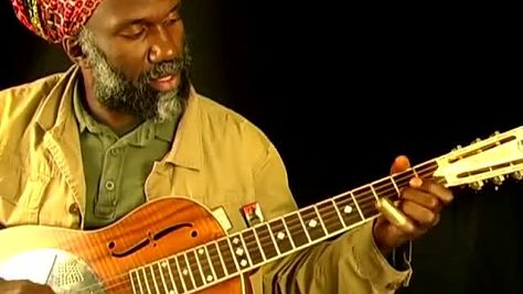 Blues: Corey Harris' Neo-Delta Sound