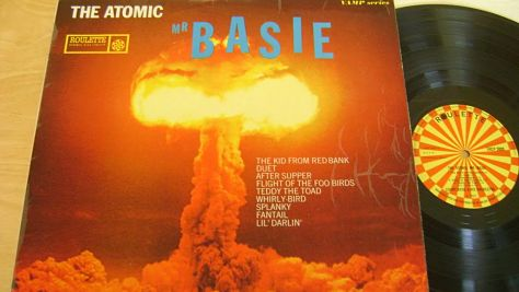 Count Records 'The Atomic Mr. Basie' in 1957