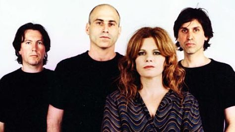 Rock: Video: Cowboy Junkies at Newport, '08