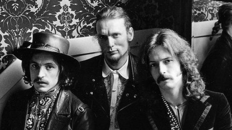 Cream, 1968 (Oakland, CA)