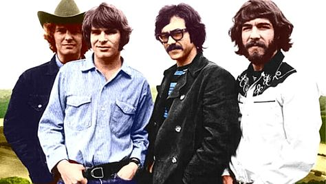 Rock: Creedence Clearwater Revival at the Fillmore
