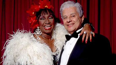 Jazz: Celia Cruz & Tito Puente at Newport