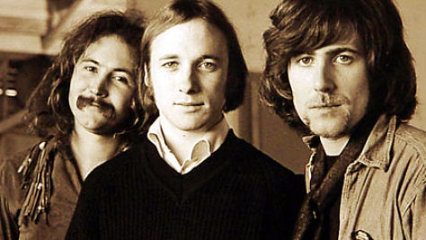 Folk & Bluegrass: Crosby, Stills & Nash at Winterland, '73