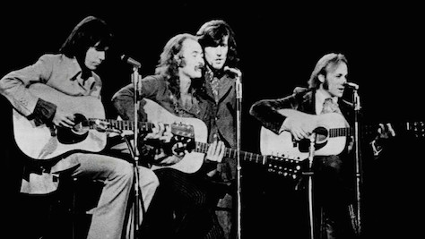 Rock: CSNY's Era-Defining Anthem