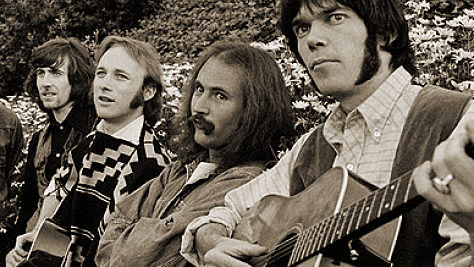 Folk & Bluegrass: CSN&Y at the Fillmore East, 1970