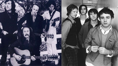 Influences: CSNY & Dawes
