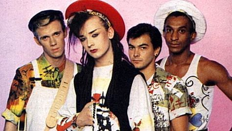 Rock: Culture Club in Seattle, 1983