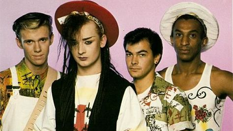 Rock: Culture Club Tumbles 4 Philly