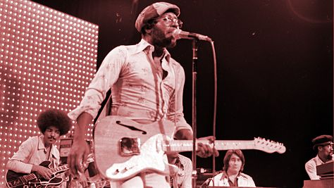 Rock: Video: Curtis Mayfield at Hofstra University