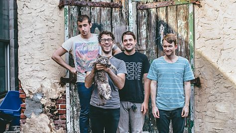 Indie: Cymbals Eat Guitars at Daytrotter, '09