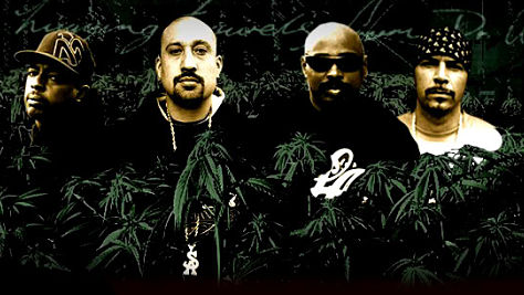 Rock: Cypress Hill Smoke Out at '94 Woodstock