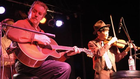 Folk & Bluegrass: Dan Hicks & the Acoustic Warriors