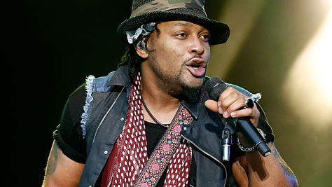Rock: D'Angelo at Tramps, '95