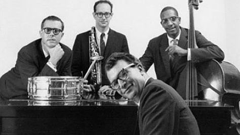 Dave Brubeck Quartet at Newport, 1960