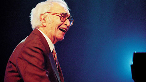 Video: Dave Brubeck at Newport, '04