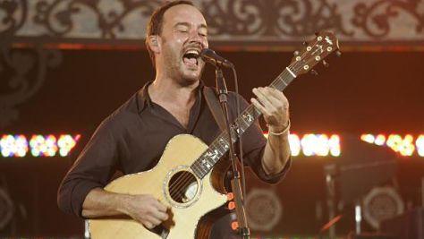 Dave Matthews Band Unplugged, '97