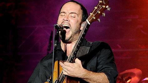 Dave Matthews Band at Soldier Field