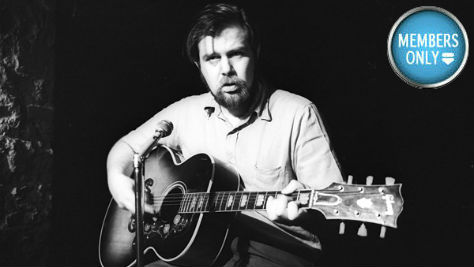 Featured: FREE Download: Dave Van Ronk
