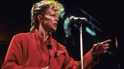 Rock: David Bowie's Glass Spider Tour, '87