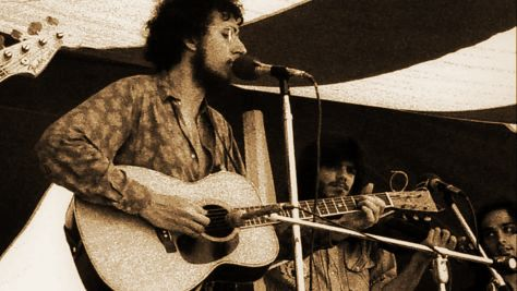 Folk & Bluegrass: David Bromberg at Amazingrace, '73