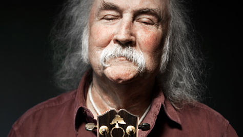 Rock: Happy Birthday, David Crosby!