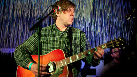 Indie: David Dondero at Swedish American Hall