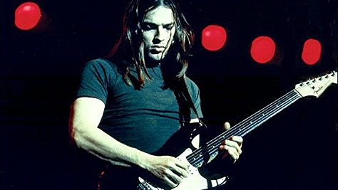 David Gilmour Joins the Floyd