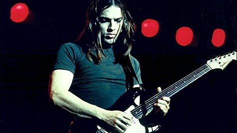 Happy Birthday, David Gilmour!
