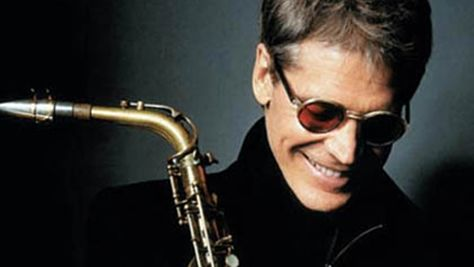 Video: David Sanborn at Newport, '98