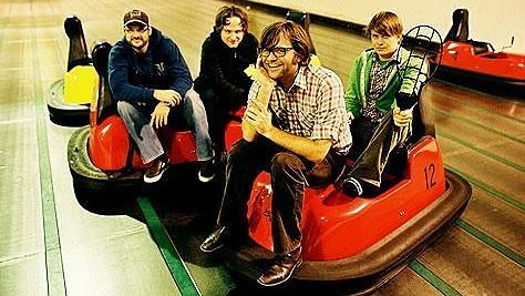 Indie: Death Cab for Cutie in Seattle, '08
