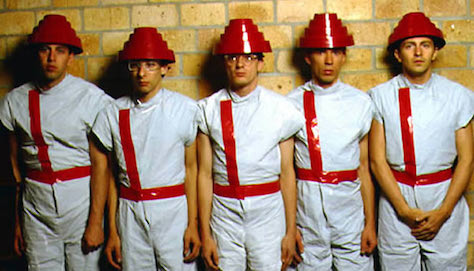 Rock: Devo at Boston's Orpheum Theatre
