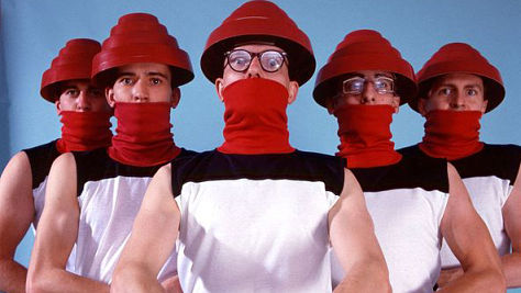 Rock: Just Added: Devo in Central Park, 1980