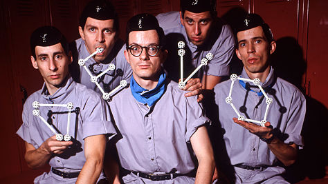 Rock: Devo Whips It Good