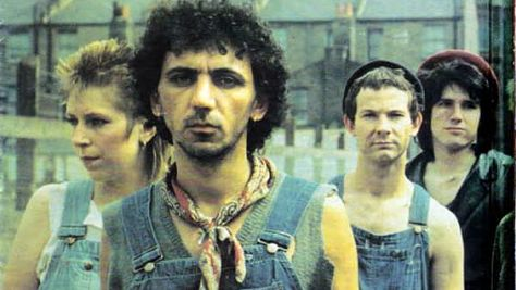 Rock: Dexy's Midnight Runners in Detroit